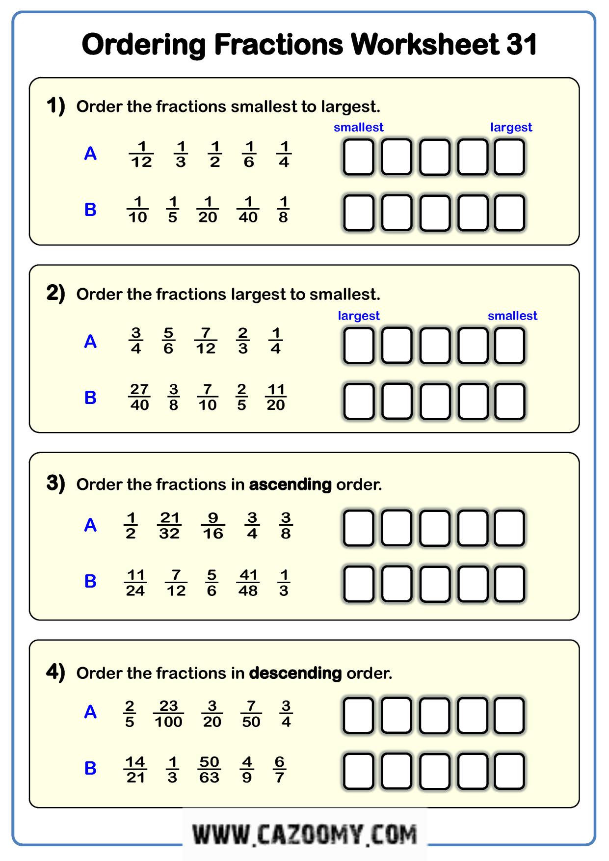 Free Math Worksheet Number 18
