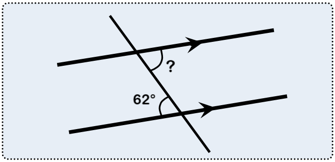alternate angles question 1