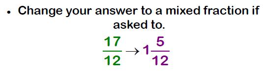 Fractions Diagram 2