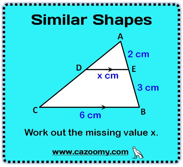 Similar Shapes 2