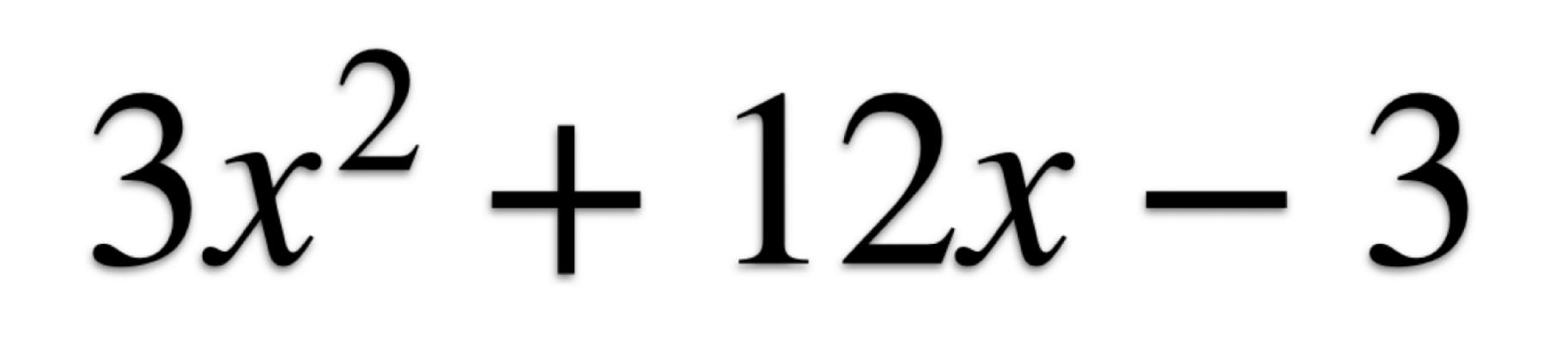The Quadratic Equations 4
