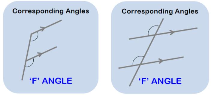 angle worksheet 2 f angles