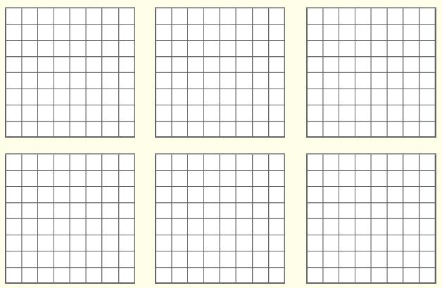 blank grids 2