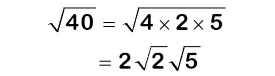 simplifying surds 4