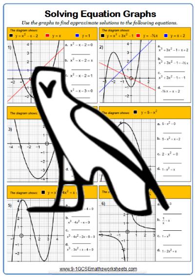 Graphs Worksheet 13