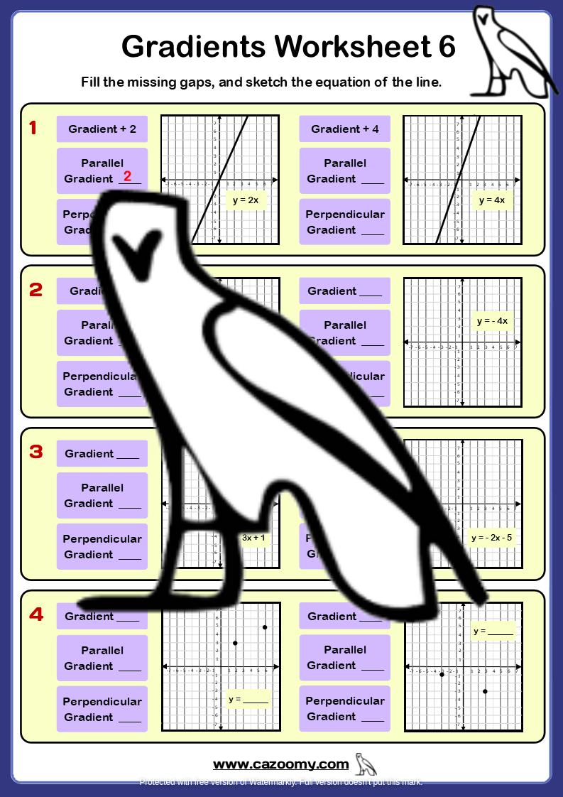 Graphs Worksheet 17