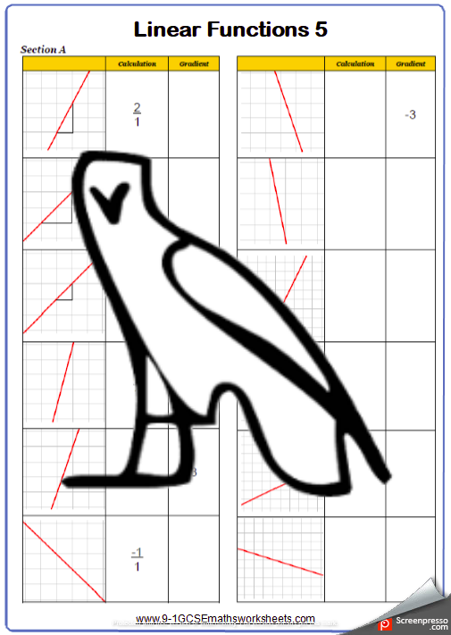 Graphs Worksheet 5