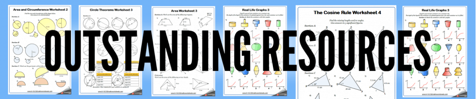 shape and space worksheets